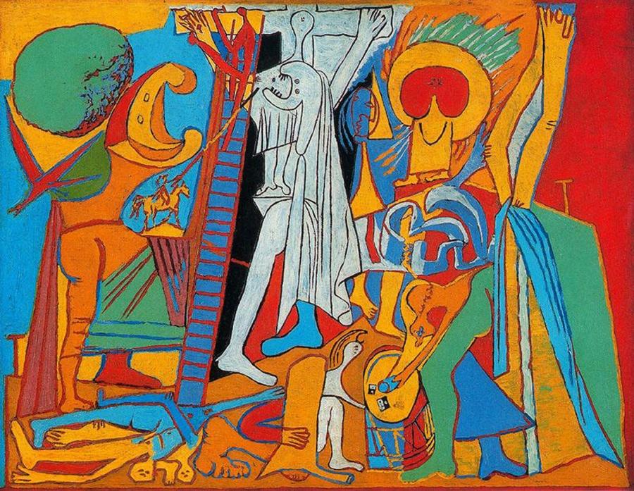crucifixion-1930